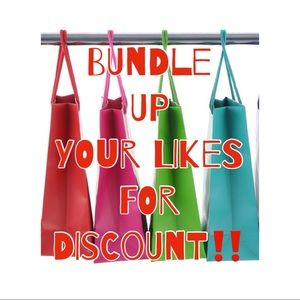 Dresses & Skirts - BUNDLE UP your 💗LIKES For DISCOUNT‼️